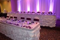 Tying the Knot Wedding & Special Events Decorating & Rentals