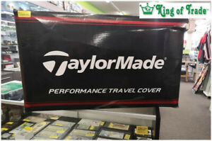 New TaylorMade Performance Travel Cover - King of Trade
