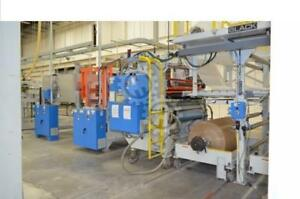 2011 BLACK BROTHERS (775) LAMINATING LINE
