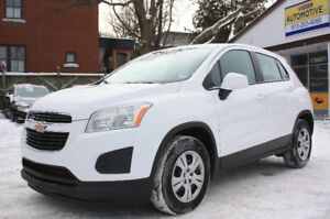 2013 Chevrolet Trax 6sp 69k km**ONE OWNER**a steal at this price