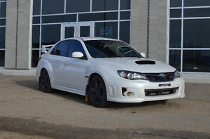2011 Subaru Impreza WRX STi Tastefully Modified