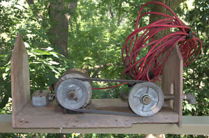 Gear Pump and motor