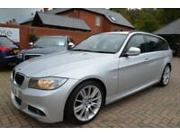 2012 12 BMW 3 SERIES 2.0 318D M SPORT TOURING 5D 141 BHP DIESEL