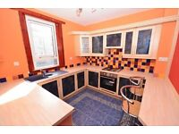 Large 2 bedroom upper flat available in Kilsyth, £425 pcm plus deposit long term let only