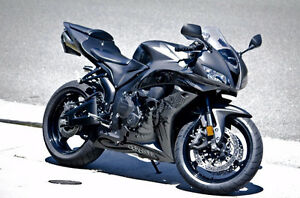 Trade 1998 cbr600rr graffiti w/7500kms for...