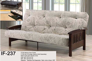 Futon Mattress Starting @ $129 - FREE DELIVERY
