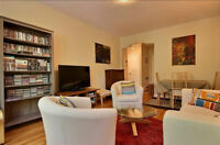 Condo 4.5 in NDG - Completely renovated