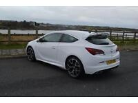 2014 64 VAUXHALL ASTRA GTC 2.0T 16V VXR 3dr in Olympic