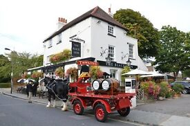 Chefs wanted – Sous, Commis, Line chefs - great pay in a lovely riverside pub