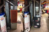 HVAC Installation & Repair - AC/Heating/Gas/Furnace/Duct Work