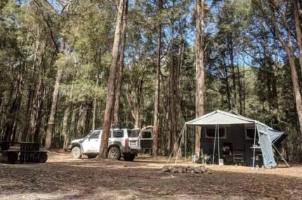 Mars Spirit Forward Fold Hard Floor Off Road Camper Trailer Noble Park Greater Dandenong Preview
