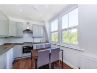 2 bedroom flat in Aberdare Gardens, South Hampstead, NW6