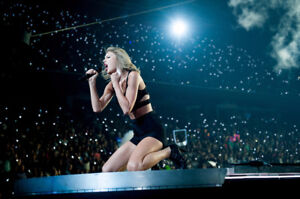 Taylor Swift Reputation Tour Row 2 Sec 500s 4 seats together!!