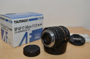 Tamron SP AF 17-50mm f/2.8 XR LD Asferical (IF) for Nikon