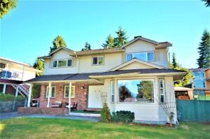 Single family 2 levels house (2,221 SQ FT.) with 3 bedrooms and