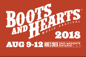 BOOTS AND HEARTS *FULL EVENT* TICKET