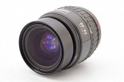 Объективы PENTAX F ZOOM 28-80mm f/3.5-4.5