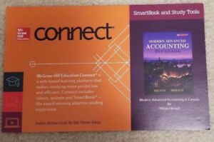 Modern Advanced Accounting in Canada - 8th Canadian edition