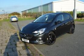 2015 15 VAUXHALL CORSA 1.4 Limited Edition 5dr in Carbo