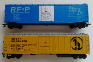 Athearn 50' plug-door car