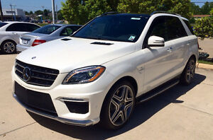 WANTED 2012-2015 Ml63 AMG Must Have Low Km