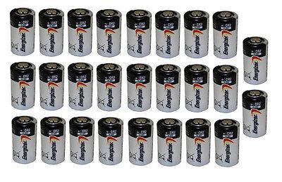 26 Energizer Cr123a Cr123 Cr 123 123A Lithium Battery   Exp 2027