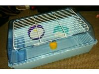 Large Indoor Animal Cage Hamster/Gerbil/Guinea Pig