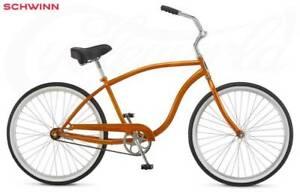 Cruiser Bike Schwinn S1 (Copper) 2018 RRP $329 Concord West Canada Bay Area Preview