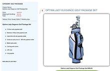 Ladies Golf Set...COMPLETE CHEAP BRAND NEW STILL IN BOX. $499.00 Bunbury Bunbury Area Preview