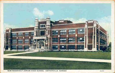 Jms  Coffeyville Ks  Roosevelt Junior High School