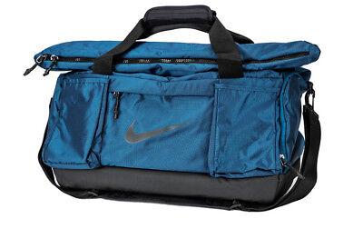 Nike Vapor Speed Medium Duffle Bag Backpacks Swoosh Gym Sports Blue  BA5568-474 8010079c0503a