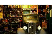 Car Parts for Training Purposes