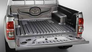 Toyota Hilux GENUINE Dual Cab SR Ute / Tailgate Liner Old Guildford Fairfield Area Preview