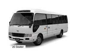 HIRE A BUS AND DRIVER Perth Perth City Area Preview