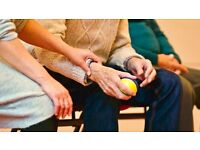 Experienced live-in care assistant available Friday-Sunday