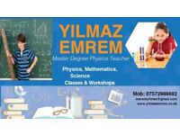 mathematics - physics- science- chess lesson- tutor- private tutor- teacher - online education