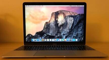 2015 Macbook 12 inch Retina Display 8G Ram 256G SSD with warranty