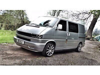 Stunning 2003 VW T4 2.5tdi Camper Van Conversion! Top Spec. Superb Example. Only 96k Miles!!