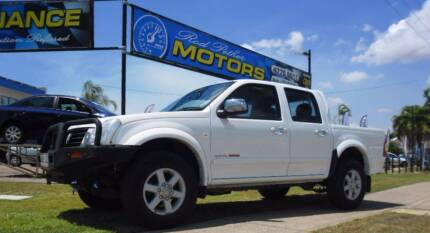 2004 Holden Rodeo Ute Mysterton Townsville City Preview