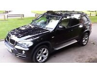 PAN ROOF..2oo7 BMW X5 3.0 30d SE