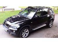 BLACK..BMW X5 3.0 30d SE..2oo7