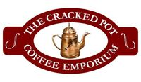 Cracked Pot coffee is hiring
