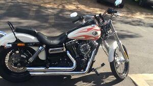 Harley Davidson Dyna Wide Glide Mount Lawley Stirling Area Preview