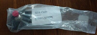Radialllarsen Fb45t2400 Whip Antenna  Gm8pl Magnetic Mount