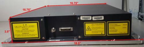 Imaging laser scanner unit from Konica Minolta Regius Model 190 Digital Digitize