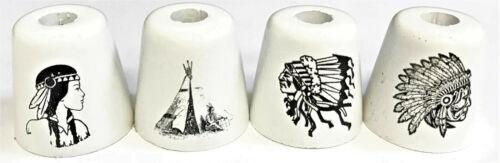 Eclipse Native Design Ceramic Cigarette Snuffer, 2ct, Smoke Head Stop, Butt40