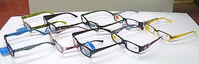 DESIGNER STYLE READING GLASSES > BUY OUT > LOT OF NINE(9)      bb