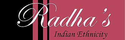 Radha's Indian Ethnicity