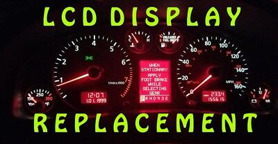 AUDI A4 S4 RS4 INSTRUMENT CLUSTER SOFTWARE & ODOMETER CALIBRATION SERVICE