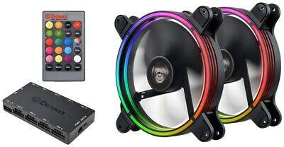 Enermax T.B. RGB 2 Stück 140mm (Gehäuselüfter)